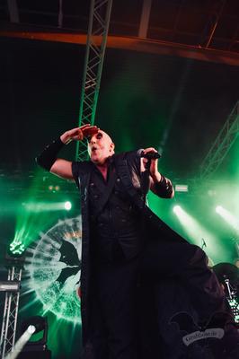 ASP, Amphi-Festival 2018 / Foto: Dunkelklaus