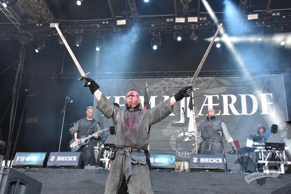 Heimataerde, M'era Luna-Festival 2018 / Foto: Dunkelklaus