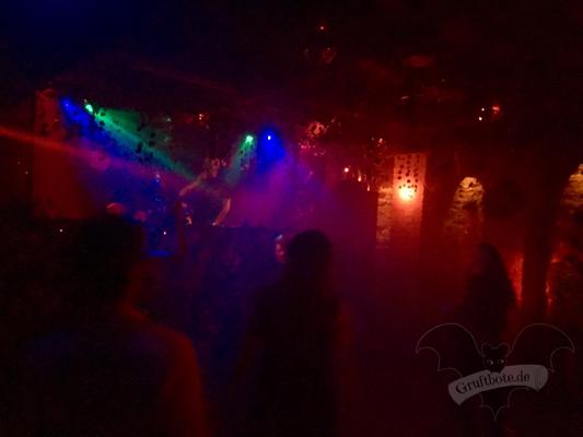 Blüthenrausch-Party im Maze-Club Berlin, 22. April 2017 / Foto: Batty Blue