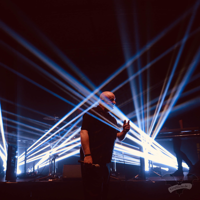 VNV Nation in Goslar, 2. November 2019 / Foto: Dunkelklaus