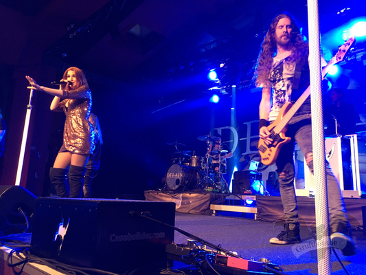 Delain, Out Of Line-Weekender 2017 / Foto: Batty Blue