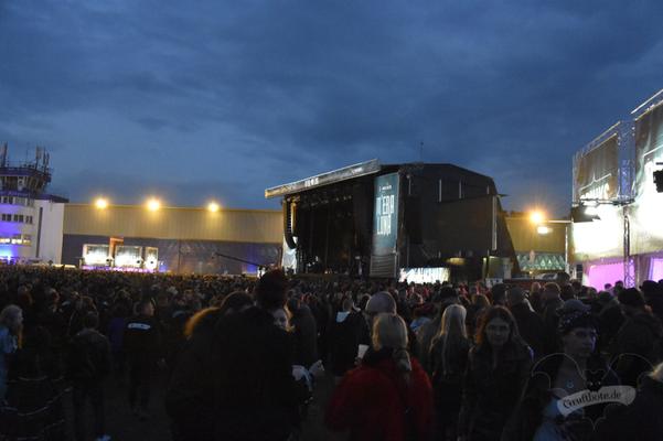 M'era Luna-Festival 2017 / Foto: Dunkelklaus