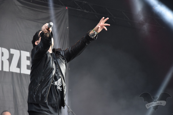 Apoptygma Berzerk, M'era Luna-Festival 2018 / Foto: Dunkelklaus