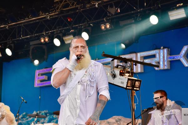 Eisfabrik, Amphi-Festival 2017 / Foto: Dunkelklaus
