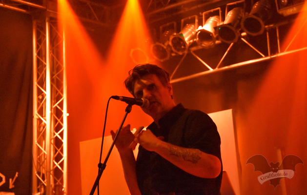 Scheuber in Hannover, 2. Februar 2018 / Foto: Dunkelkaus