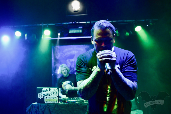 Icon of Coil in Hannover, 29. Dezember 2018 / Foto: Dunkelklaus