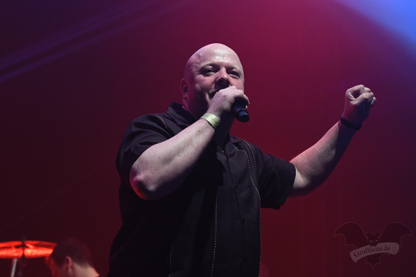 VNV Nation, E-tropolis-Festival 2018 / Foto: Batty Blue