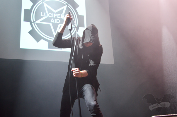 Lucifer's Aid, E-tropolis-Festival 2018 / Foto: Batty Blue