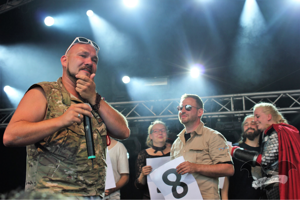 FaRK-Initiator Benjamin Kiehn [links im Bild], FaRK 2017 / Foto: CorviNox
