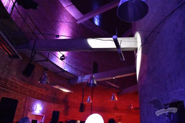 Dachgeschoss, 2. Floor, Dark Tower Party 6 / Foto: Dunkelklaus