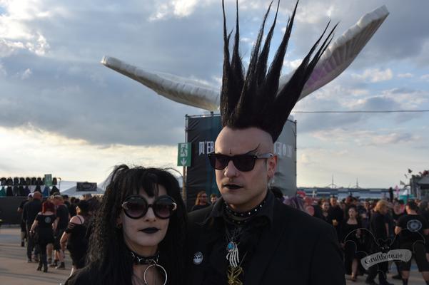 M'era Luna-Festival 2018 / Foto: Dunkelklaus