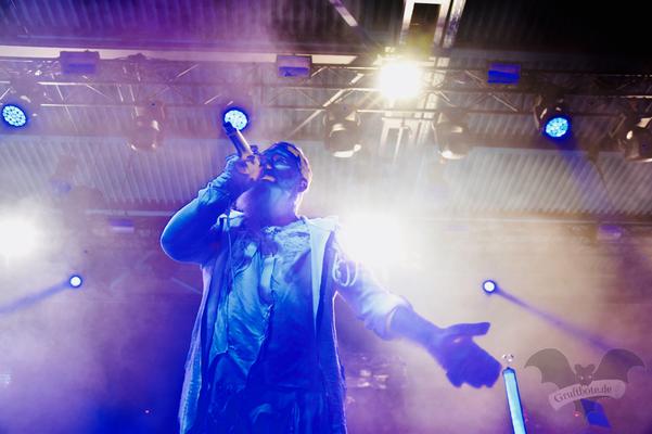 Eisfabrik, M'era Luna-Festival 2018 / Foto: Dunkelklaus
