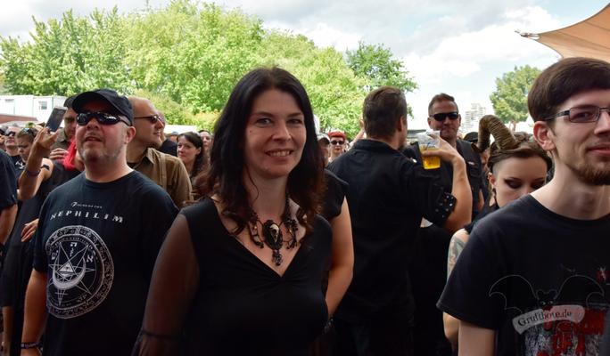 Amphi-Festival 2017 / Foto: Dunkelklaus