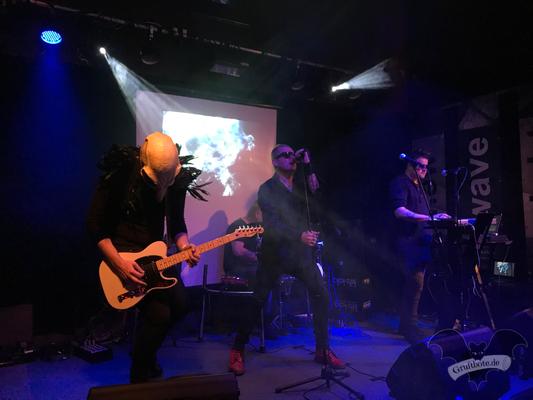 Machinista in Hannover, 12. Oktober 2017 / Foto: Dunkelklaus