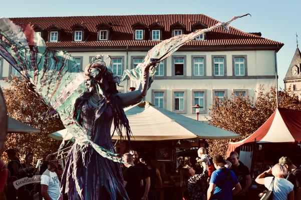 Autumn Moon-Festival 2018 / Foto: Dunkelklaus