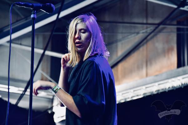 Whispering Sons, M'era Luna-Festival 2018 / Foto: Dunkelklaus