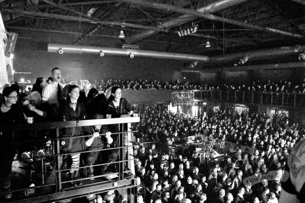Halle 1: Mainstage / Foto: Dunkelklaus