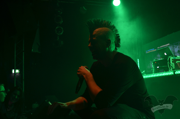 Faderhead in Hannover, 2. Februar 2018 / Foto: Batty Blue