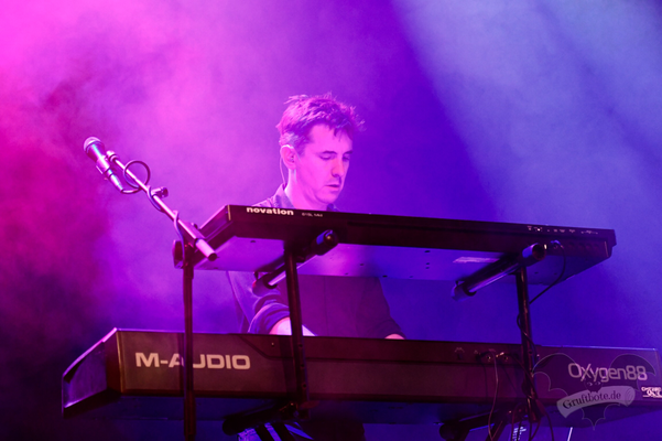 Midge Ure, Amphi-Festival 2018 / Foto: Batty Blue