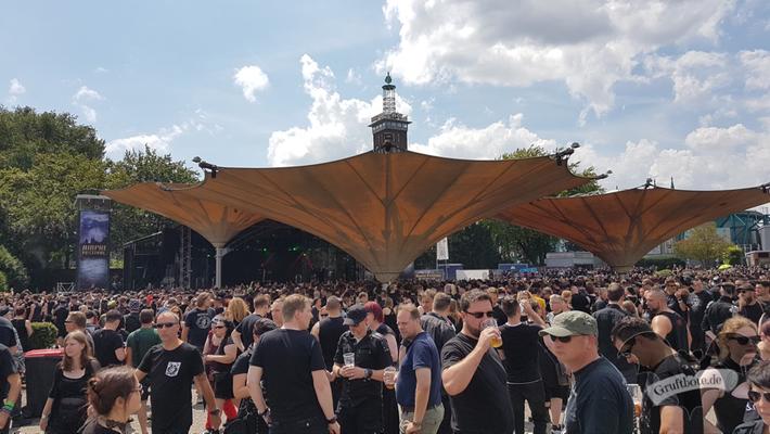 Amphi-Festival 2017 / Foto: CorviNox