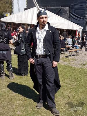 CorviNox auf dem Hexentanz/Walpurgisschlacht-Festival 2017