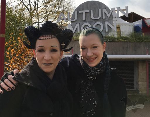 Die Gruftboten auf dem Autumn Moon-Festival 2017