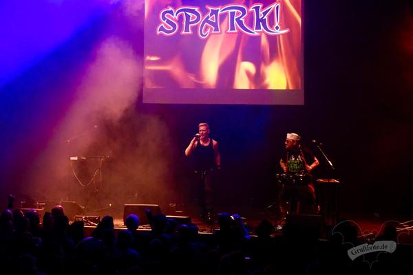 Spark!, E-tropolis-Festival 2018 / Foto: Batty Blue