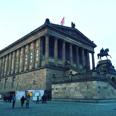 Museumsinsel - Alte Nationalgalerie
