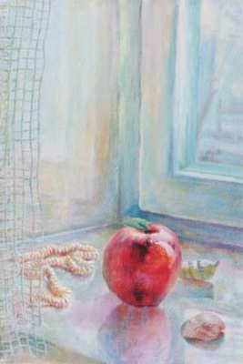 Pearl Still Life, Vladimir Skripnik, 2001, oil, canvas, 29x41, ID1111