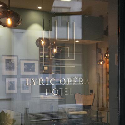 Hotel Lyric Opéra Paris 2