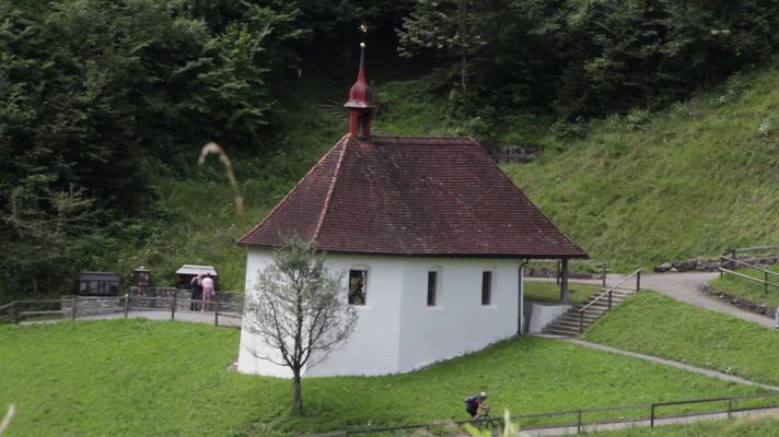 Bruder Klaus - Obere Ranftkapelle