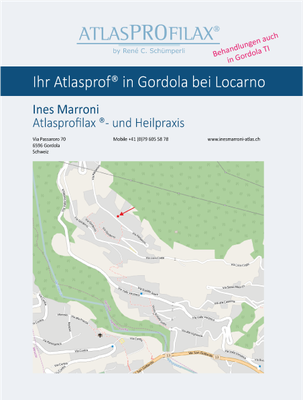 www.inesmarroni-atlas.ch / Werbeflyer A5