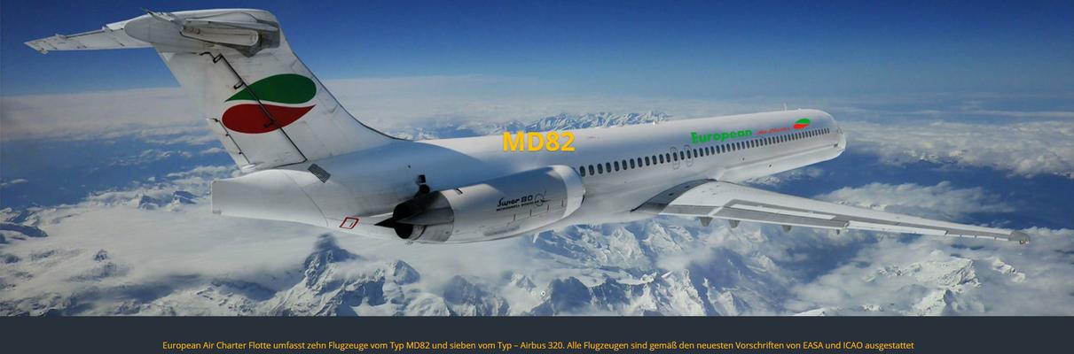 Aufnahme: European Air Charter
