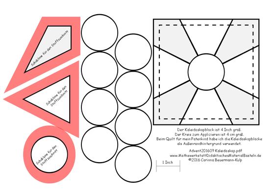 Tür 9 Advent201609 Kaleidoskop.pdf Schablonen für den Stoffzuschnitt.