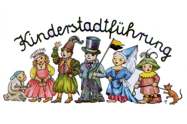 Kinderstadtführung  (Hans Seidel)