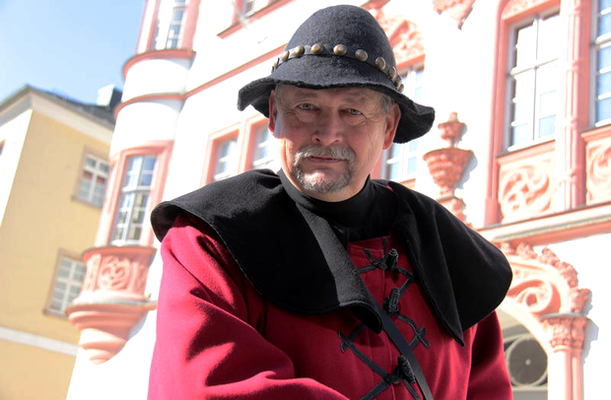 Scharfrichter-Führung  (Wolfgang Pollnick)