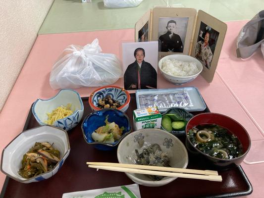 上村屋旅館の精進料理 美味で間違いありません