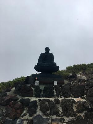 8合上の弘法大師像