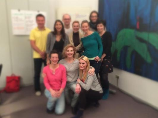 Akademie für professionelles Sprechen bei Katharina Koschny