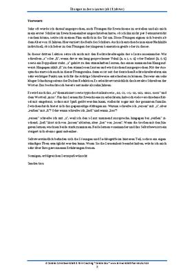 Unterrichtsmaterial zu den s-Lauten - Lernwerkstatt für Deutsch