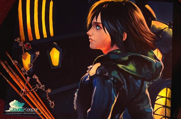 Kingdom Hearts - Xion