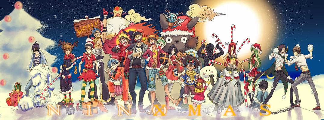 Anime Crossover#NinotakuContest