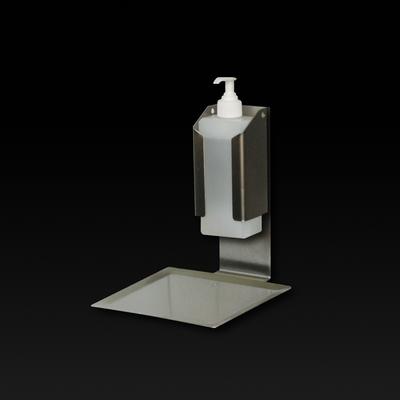 Desinfektionshalter Tisch od. Wand PAC