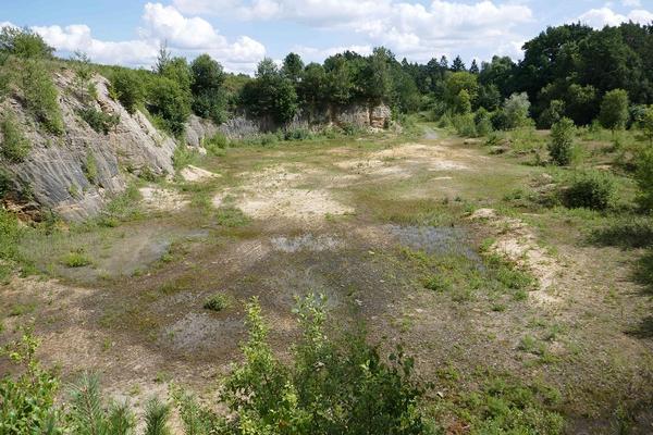 westlicher Teil der Sandgrube Gärtenroth