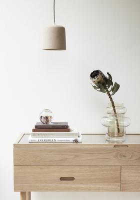 Hübsch accessoires décoration intérieur sur bureau
