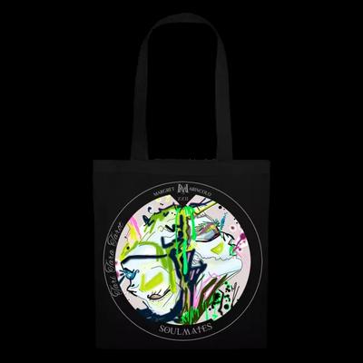 Tasche Dualseelen / Seelenpartner: Was immer du gerade trägst, mit dieser Tasche wird es leichter. Ein Talisman, der funktioniert. Und nur, wenn du dich entwickelst, wirst du es im Spiegel deines Seelenpartners sehen können.