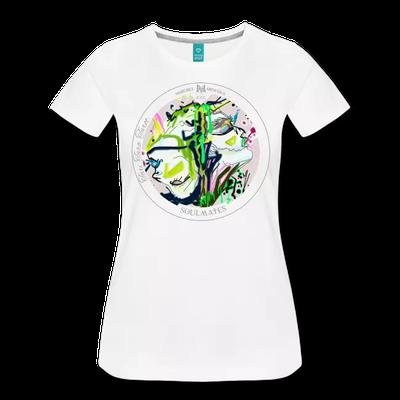 T-Shirt Dualseelen: Dein Talisman, um dich kraftvoll bei deinem Dualseelen-Prozess zu unterstützen.