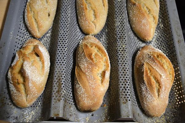 Baguettebrötchen