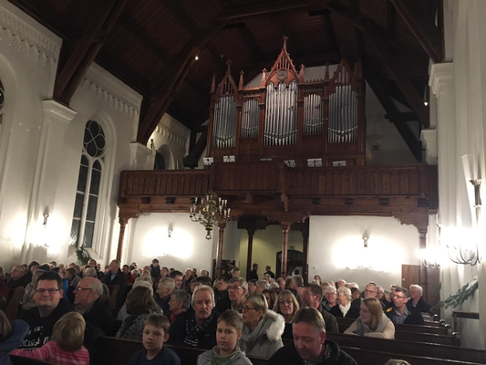 Brass Band WBI - Adventskonzert 2018 in der Michaeliskirche Kaltenkirchen