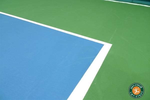 """Устройство покрытия от компании """"Лмт-Строй"""" вы можете приобрести покрытие теннисит от производителя Офис: +7 (926) 608-06-38"""